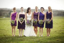 what colors go with these bouquets wedding bridesmaids ask