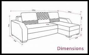 canap d angle dimension dimension canapé d angle dimensions de votre canap d 39 angle