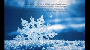 the yule faeries a winter solstice story