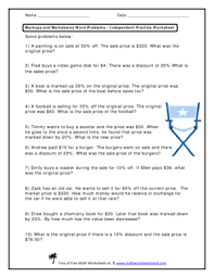 Did You Hear About Math Worksheet Math Worksheet Forms And Templates Fillable Printable Sles