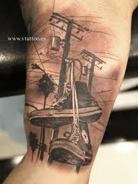 50 best shoe tattoo designs images on pinterest tattoo designs