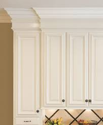 Kitchen Cabinet Moulding Ideas Cool Crown Molding For Kitchen Cabinets Homebuilding At