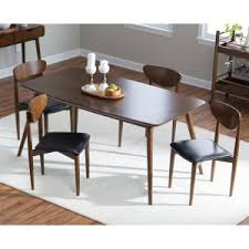 Walnut Dining Room Furniture Walnut Kitchen Dining Table Sets Hayneedle