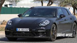porsche hatchback black the 2017 porsche panamera 4s is the new autobahn king the drive