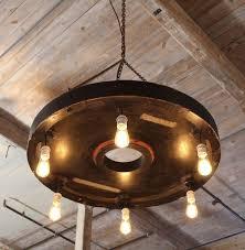 Rustic Pendant Lighting Vintage Industrial Rustic Chandelier Hanging Pendant Lighting Six
