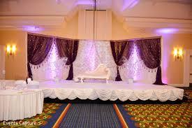indian wedding decorators in ny east hanover ny south asian wedding by events capture maharani
