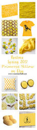 Pantone Yellow by Pantone Spring 2017 Primrose Yellow Inspiration U2022 Rose Clearfield