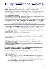 dispense diritto commerciale cobasso dispensa sull imprenditore societ罌 diritto commerciale