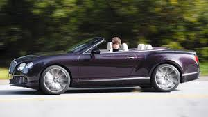 bentley continental gt speed more 2013 bentley continental gt speed convertible review notes autoweek