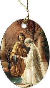 catholic store online wedding of joseph ornament catholic store