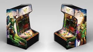 how to make an arcade cabinet i want a homemade zelda arcade machine kotaku uk