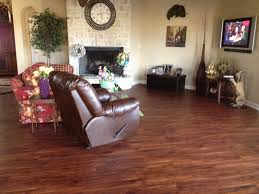 brown color best vinyl wood plank flooring for living room