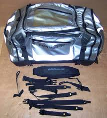 soft bag 2 rear seat tail bag