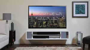 Wall Mounted Tv Ideas by Home Design 1000 Ideas About Mounted Tv Decor On Pinterest Wall