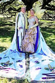 mardi gras king and costumes krewe of denham springs honors of the cajun navy mardi