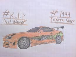 nissan skyline drawing 2 fast 2 furious pw tribute drawing 2 1994 toyota supra by shiftyguy1994 on