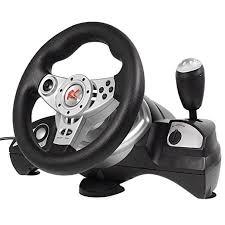 joystick volante volante controller giochi racing wheel nanors600 ps3 ps2 pc
