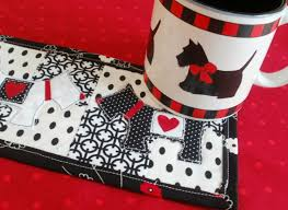 Mug Rug Designs Amy Made That By Eamylove Tumbler Mug Rug Pattern Now