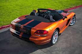 dodge viper srt10 roadster 2010 cartype
