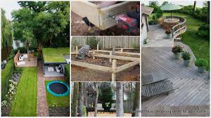 Cheap Backyard Deck Ideas 15 Stunning Low Budget Floating Deck Ideas For Your Home