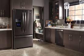 kitchen ideas with stainless steel appliances black stainless steel kitchen design blog