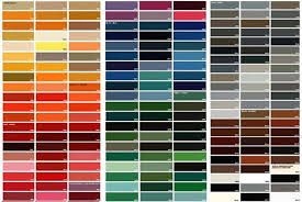 outdoor paint colors