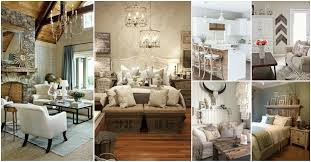rustic chic living room design home design ideas