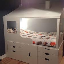 chambre stuva ikea 2 en 1 lit cabane enfant rangements rooms room and