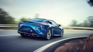 lexus concept coupe meet the lc sports coupé performance lexus uk