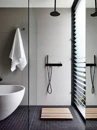 Interior Design Bathroom With Fine White And Modern Bathroom - Interior design for bathroom