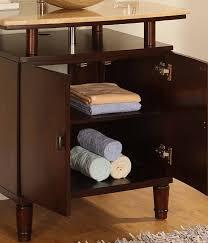 29 perfecta pa 5452 bathroom vanity single sink cabinet