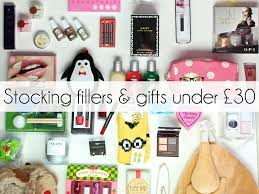 flutter and sparkle christmas gift ideas stocking fillers and