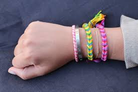 braided friendship bracelet images Diy friendship bracelets fishtail braid the stripe jpg