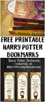 free printable harry potter bookmarks not quite susie homemaker