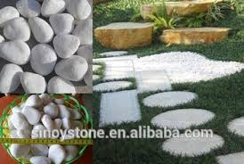 White Marble Rocks For Landscaping by Snow White Marble Pebbles Buy Pebbles Tumbled Marble Pebbles