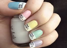 15 super easy nail art ideas that your friends will think took you