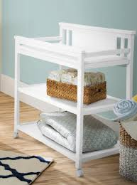 Changing Table Baby Delta Children Bennington Changing Table White Ambiance Babies