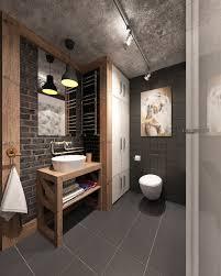 rustic industrial bathroom interior tiny house plans tiny bathroom interior open industrial bathroom design interior pipe