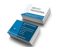 tarjeta de visita diseo diseño logo y tarjetas de visita diseño web en gijón asturias