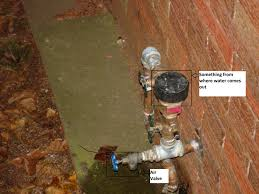 Why Would A Sprinkler Air Valve Leak After Winterization Home
