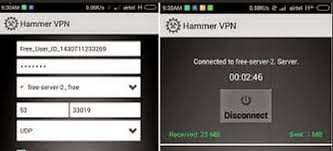 vpn free for android working airtel free using hammer vpn january 2018 for
