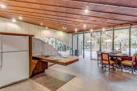 In The Home Groovy 60s Pad By Lautner Asks 1 5m Curbed