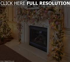 decorating fireplace mantels for christmas home design ideas