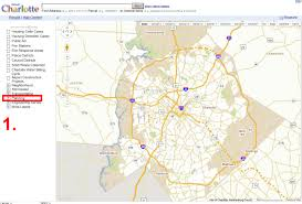 Map Of North Carolina Cities Rezoning U003e
