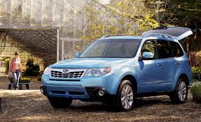 rally subaru forester 2011 subaru forester 2 5x touring road test u2013 review u2013 car and driver