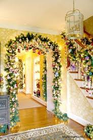 Christmas Home Decor Ideas Pinterest by A Winner And A Which Would You Choose The Enchanted Home