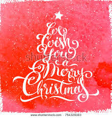 we wish you merry text stock vector 522287839