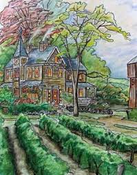 posh coloring book thomas kinkade designs inspiration