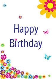 online birthday cards free birthday card print a birthday card free online free