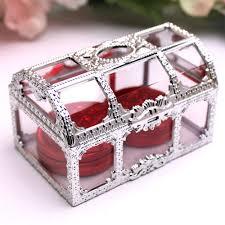 Treasure Chest Favors by Treasure Chest Favor Box Acrylic Fairytale Wedding Favors